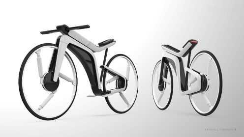 Xe đạp TESLA