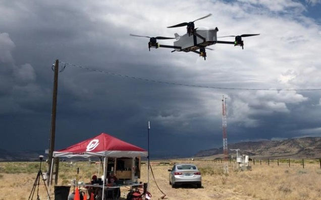 Các chuyên gia tin rằng máy bay không người lái sẽ thay đổi toàn bộ ngành dự báo thời tiết