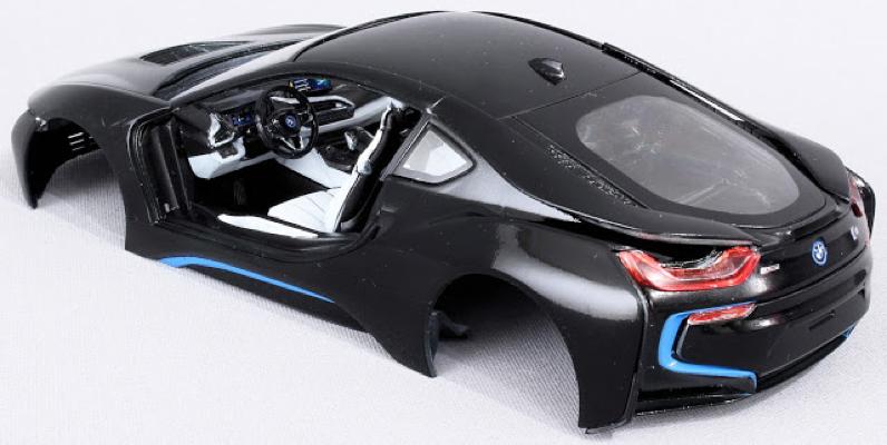 mô hình BMW i8