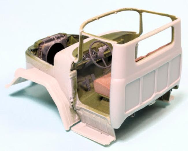Mô hình Zil-131V