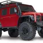 Xe mô hình điều khiển từ xa Traxxas TRX4 Trail Crawler