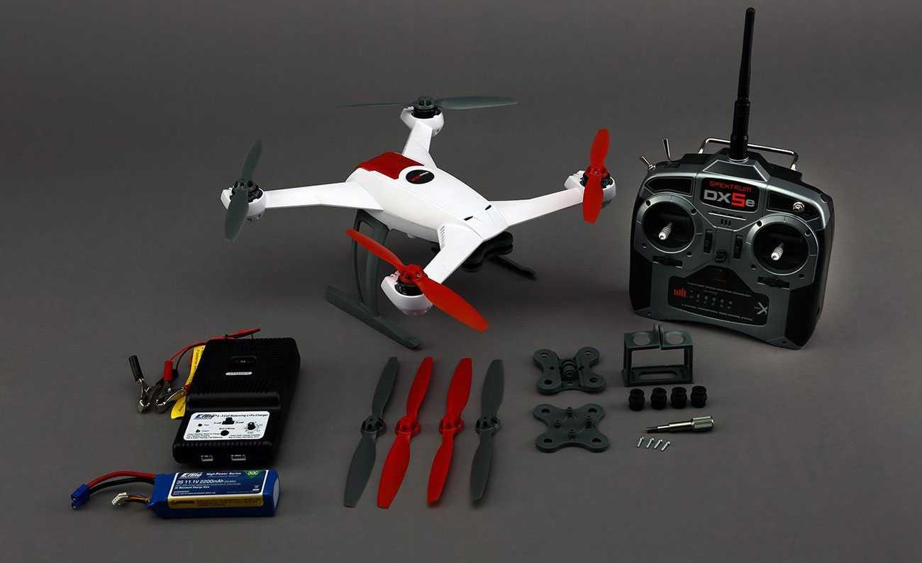 máy bay điều khiển 350 QX3 BY BLADE