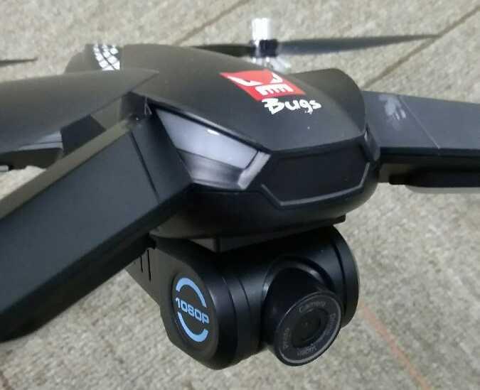 Máy bay điều khiển từ xa MJX Bugs 5W