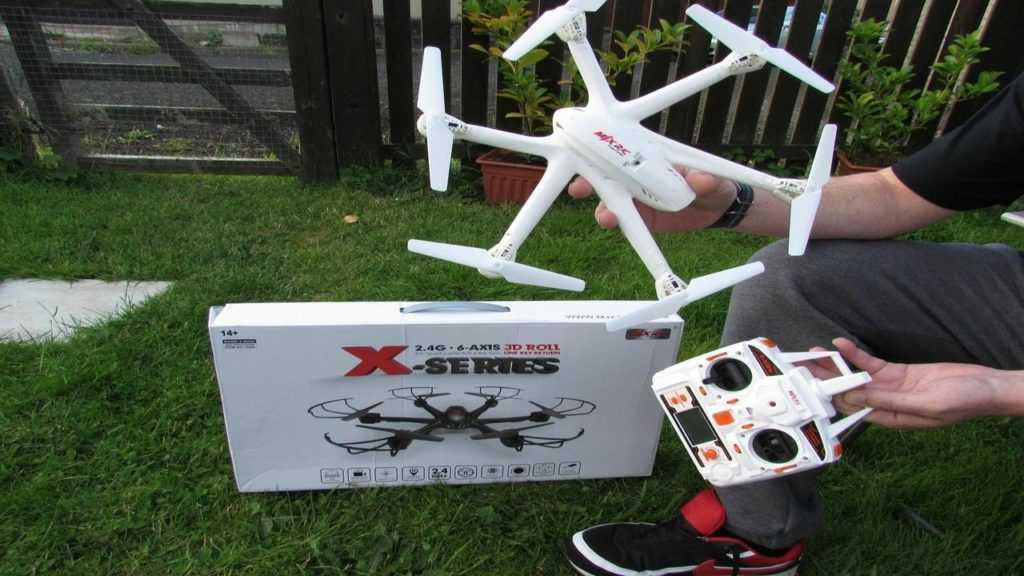 MJX X600 MỘT Ý TƯỞNG MỚI MẺ CỦA MÁY BAY ĐIỀU KHIỂN SẢN XUẤT CÔNG NGHỆ HIỆN ĐẠI