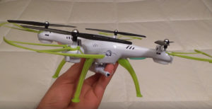 Máy bay điều khiển Syma X5HW