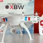 Máy bay điều khiển SYMA X8W