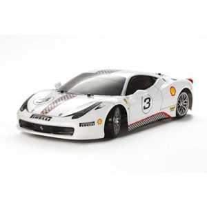 Xe Tamyia RC Ferrari 458 Challenge TT02D Drift Spec 4WD - Best Drift Chassis