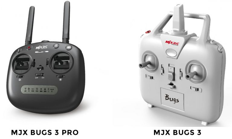 Bugs 3 vs bugs 3 pro