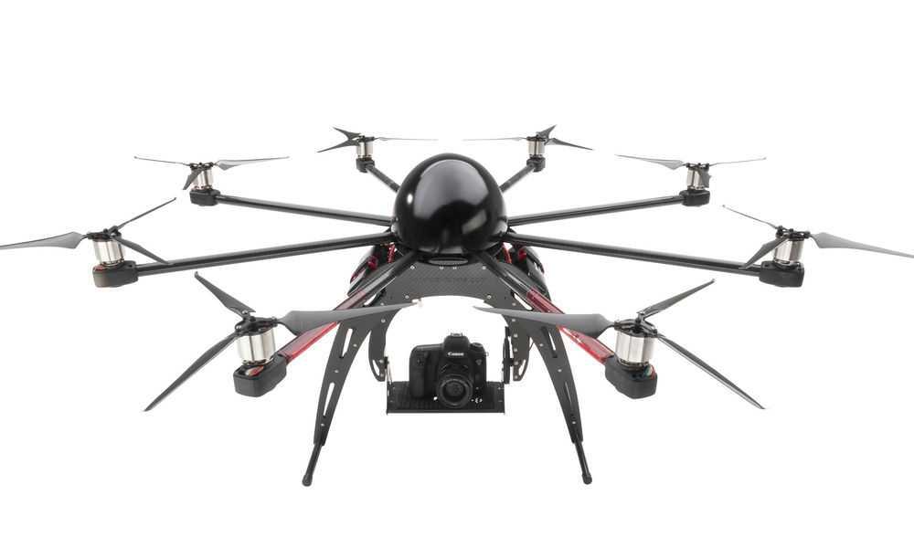 Multirotor G4 7.8 Skycrane