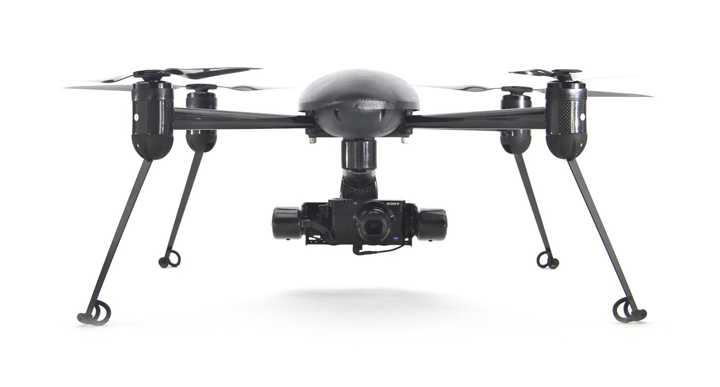 DraganFlyer X4-ES Drone