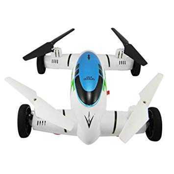 FlycarCONCEPT Quadcopter